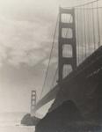 Untitled [Golden Gate Bridge]; Dassonville, William Edward; ca. 1930; 1972:0148:0001