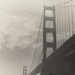 Untitled [Golden Gate Bridge]; Dassonville, William Edward; ca. 1930; 1972:0148:0001