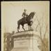 Statue of Maj. Gen. James B. McPherson; C.M. Bell Studios; ca. 1900; 1976:0003:0010