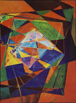 Untitled [Geometric shapes]; Hyde, Scott; 1965; 1981:0091:0005