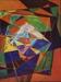 Untitled [Geometric shapes]; Hyde, Scott; 1965; 1981:0091:0005