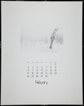 [Page two of 1974 Calendar - February]; Coppola, Richard; 1974; 1974:0061:0002