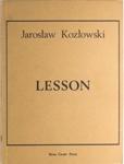 Lesson; Kozłowski , Jarosław; 0859980049; Z232.5 .B371 Ko-Le