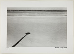 [Shadow of a Street Light on the Beach]; Kuligowski, Eddie; 1973; 1986:0014:0012