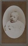Untitled [portrait of baby]; J. H. Kent; Undated ; 1081:0053:0069