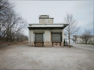 Untitled [Loading dock]; Doyle, Robert; ca. 2014; 2014:0004:0001