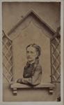 Untitled [portrait of female in window]; Richardson; Undated ; 1975:0031:0212