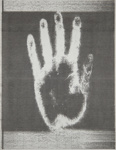 Hands / The Echo Of the Hand Picked Up By a Telecopier Across the Room; Sheridan, Sonia Landy; ca. 1974; 1981:0116:0036