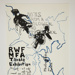 RWF MFA thesis exhibition poster; Fichter, Robert; ca. 1966; 1971:0414:0002