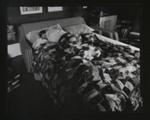 [Ann Newton asleep on the living room chesterfield Enniskillen, Ont. 1974]. ; Newton, Neil; 1974; 1978:0068:9999