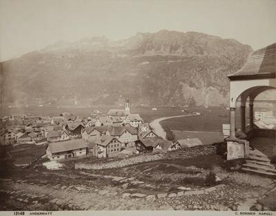 Andermatt; Sommer, Giorgio; 1888; 1978:0099:0001