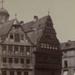 Altes Haus auf dem Romerberg; Hertel, C.; ca. 1860s; 1979:0106:0001