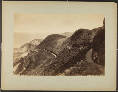 Ilfracombe, Torrs Walks from above.; Bedford, Francis; ca. 1880; 1976:0005:0030