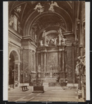 Chiesa di Gesu e Maria, Rome, Italy; Fratelli Alinari; ca. 1880-1910; 1979:0117:0008