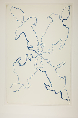 Untitled; Fichter, Robert; ca. 1960-1970; 1971:0463:0002