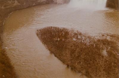 Untitled [Plunge pool]; Klett, Mark; 1975; 02011:0011:0004