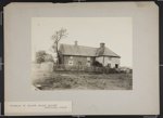 Birthplace of Governor William Bradford, Austerfield, England; Burbank, A. S. (Alfred Stevens); 1892; 1977:0073:0006