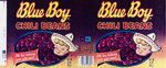Chili Bean Brand Blue Boys; Frampton, Hollis; 1979; 2000:0111:0003