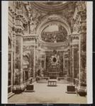 Chiesa di S. Maria della Vittoria, Rome, Italy; Fratelli Alinari; ca. 1880-1910; 1979:0117:0004