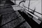 Untitled [Basement stairs]; Blumberg, Donald; 1973; 1976:0002:0004