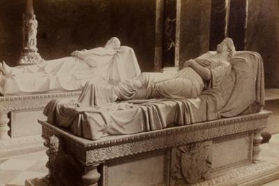 Charlottenburg, Mausoleum.; Albert, F.; 1889; 1979:0107:0001