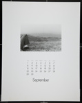 [Page nine of 1974 Calendar - September]; Coppola, Richard; 1974; 1974:0061:0009