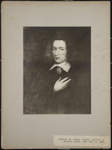 Portrait of Josiah Winslow, Governor of Plymouth Colony from 1673 to 1680; Burbank, A. S. (Alfred Stevens); 1892; 1977:0073:0026