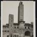 Palazzo Antico del Podesta con la torre della rognosa; Fratelli Alinari; ca. 1920-1930; 1979:0119:0002