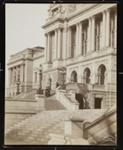 Congressional Library Entrance Pavilion  ; C.M. Bell Studios; ca. 1900; 1976:0003:0004