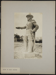 Statue of Myles Standish; Burbank, A. S. (Alfred Stevens); 1892; 1977:0073:0010