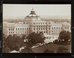 New Library of Congress; C.M. Bell Studios; ca. 1900; 1976:0003:0007