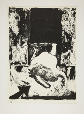 Untitled; Fichter, Robert; ca. 1960-1970; 1971:0405:0001