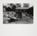Untitled [Scrap metal behind a house] ; Brese, Denis; 1973; 1973:0061:0005