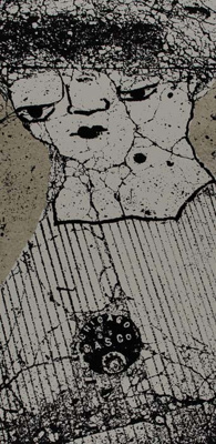 Sidewalk #3; Lerner, Judith; 1962; 1971:0226:0003