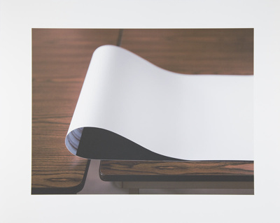 Untitled [Folded print]; Manchee, Doug; 2007; 2009:0060:0006