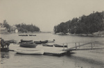 Untitled [Rowboats]; Lamson Studio; 1904; 1986:0021:0020