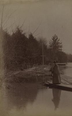 Reflection; Stanton, Henry; 1892; 1982:0015:0010