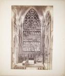 York Minster, Great East Window; Valentine, James; ca. 1868; 1982:0009:0002