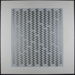 Untitled [Repeating jagged geometric shapes]; Mauldin, Andy; ca. 1970; 1972:0096:0067