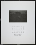 [Page eleven of 1974 Calendar - November]; Coppola, Richard; 1974; 1974:0061:0011