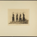 Untitled [Four Native Americans with bows]; Dixon, Joseph K.; 1913; 1983:0014:0001