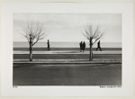 [Roadside View of the Sea]; Kuligowski, Eddie; 1973; 1986:0014:0008