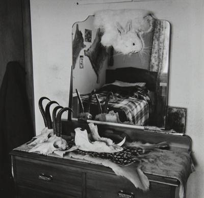 Ross' Bedroom; Turner, John B.; 1969; 2009:0100:0005