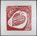 Untitled [Backwards heart]; Lillstrom, Aatis; 1970; 1972:0096:0066