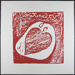 Untitled [Backwards heart]; Lillstrom, Aatis; 1970; 1972:0096:0066