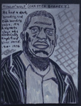 """Howlin' Wolf"" (Chester Burnett); Prez, James; ca. 2000s; 2008:0007:0049"