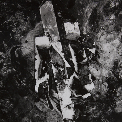 Untitled [Abstract image]; Millan, Peter; undated; 1982:0167:0001