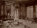 Salon Rotonde, Musee Jacquemart-Andre; Giraudon, Adolphe; undated; 1979:0096:0012