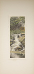 Untitled [Cascade]; Thompson, Fred; ca. 1900s; 1986:0026:0007