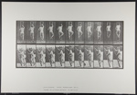Ascending ladder. [M. 111]; Da Capo Press; Muybridge, Eadweard; 1887; 1972:0288:0029